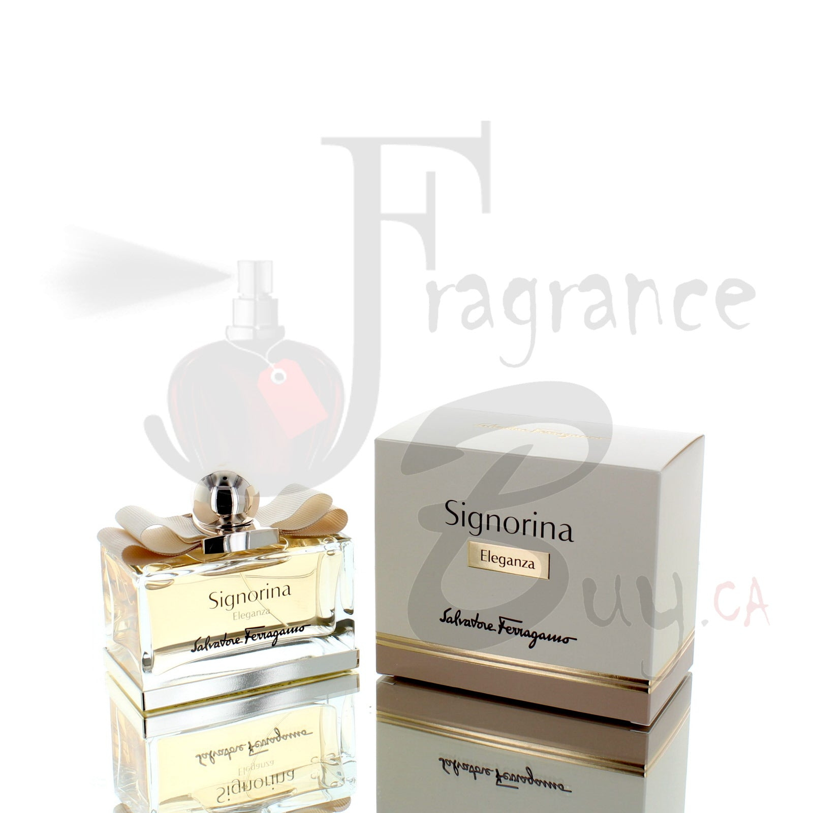 "Salvatore Ferragamo Signorina ""Eleganza"" For Woman"