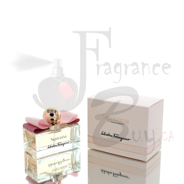 Salvatore Ferragamo Signorina For Woman