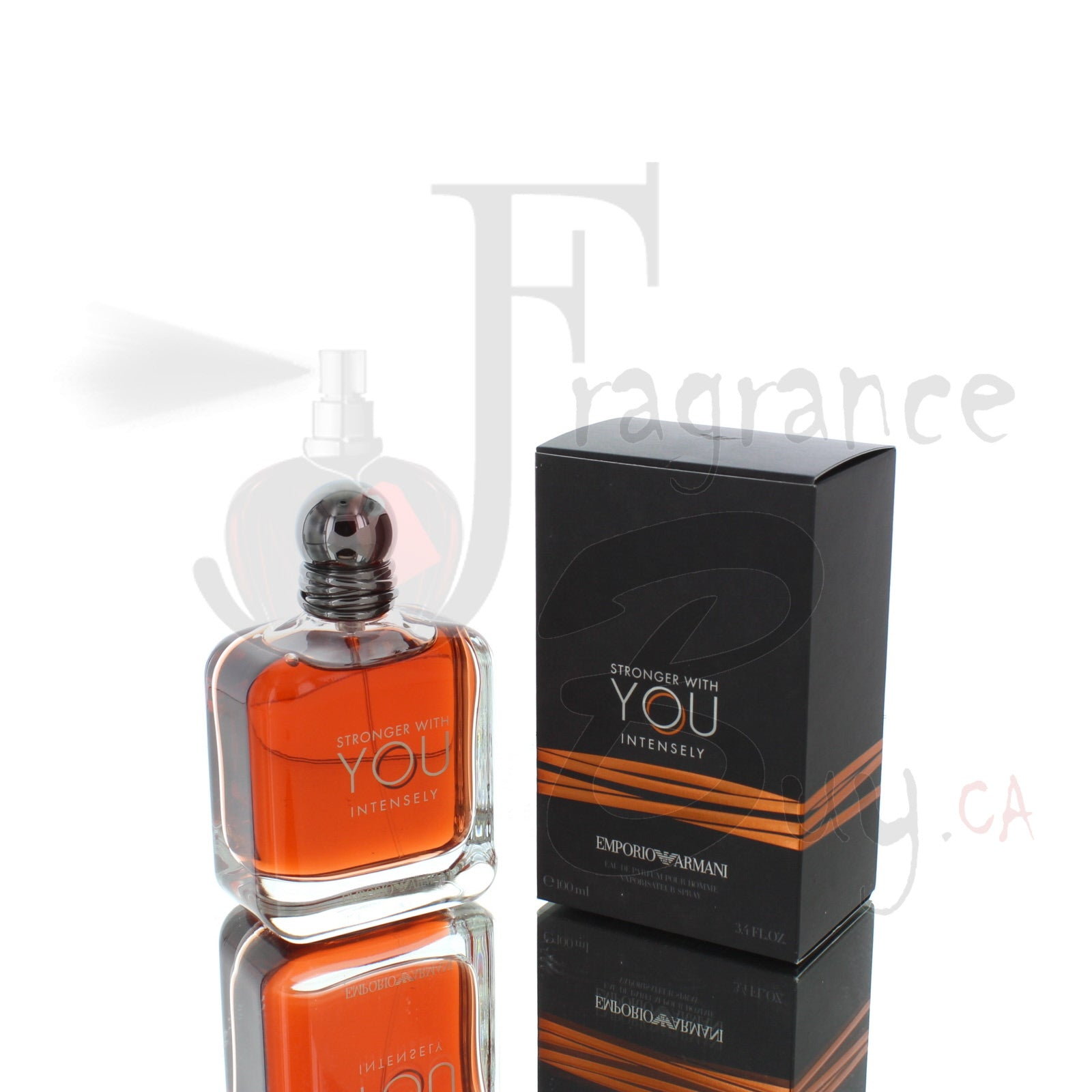 Emporio Armani Stronger With You Intensely (2019) For Man