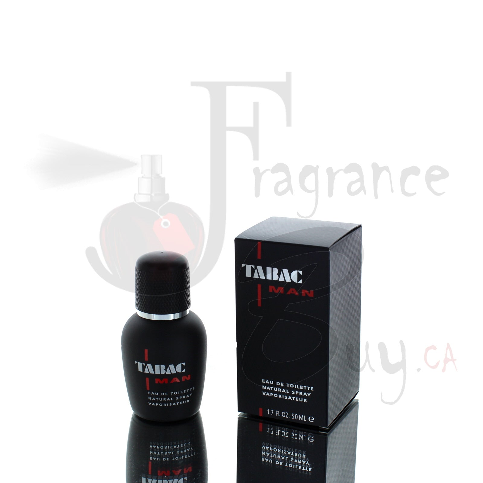 Tabac Man Black For Man