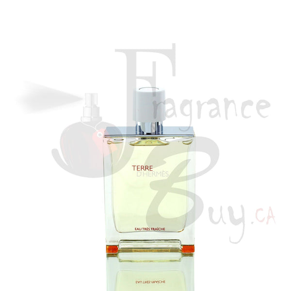 Terre Eau Tres Fraiche by Hermes For Man