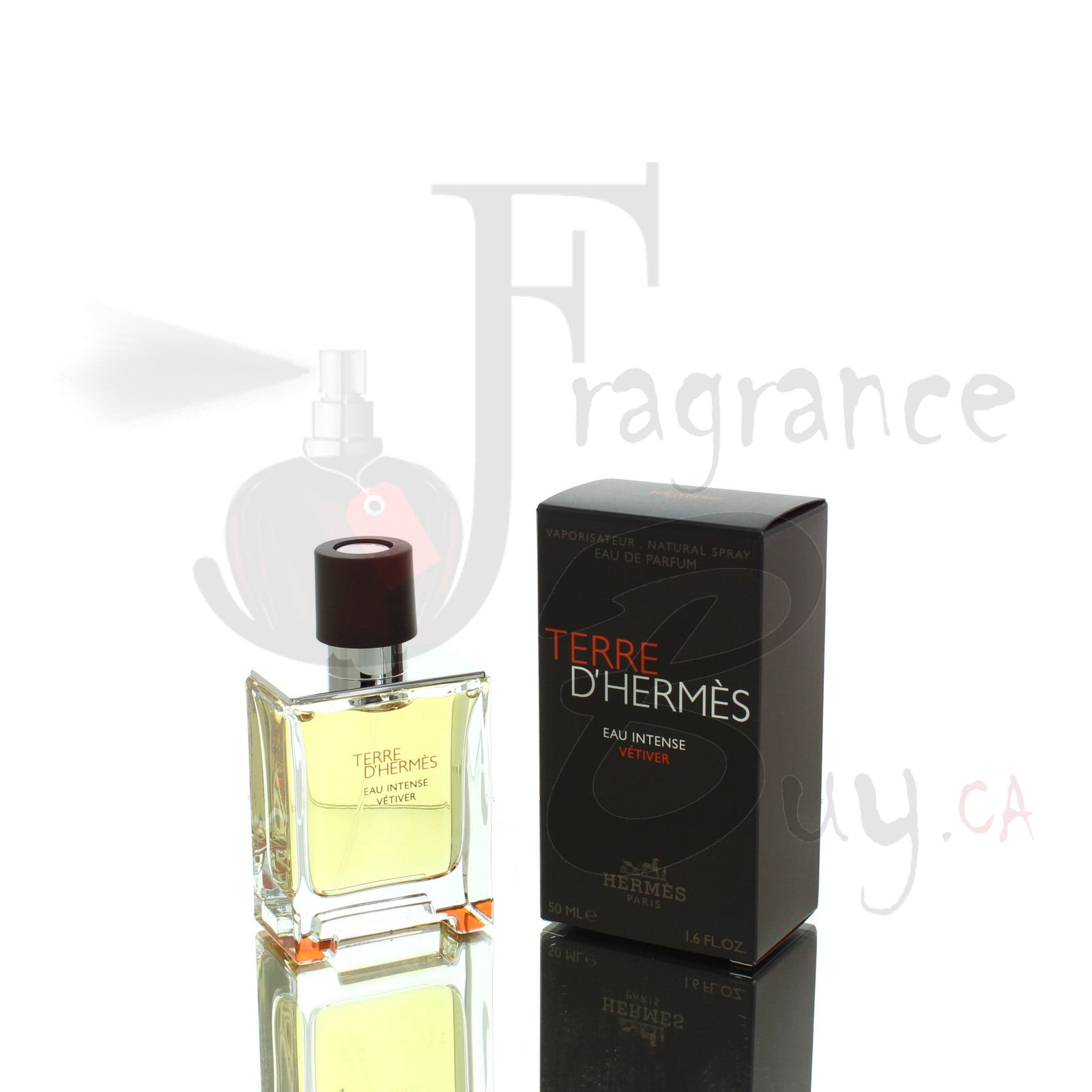 Hermes Terre Eau Intense Vetiver For Man