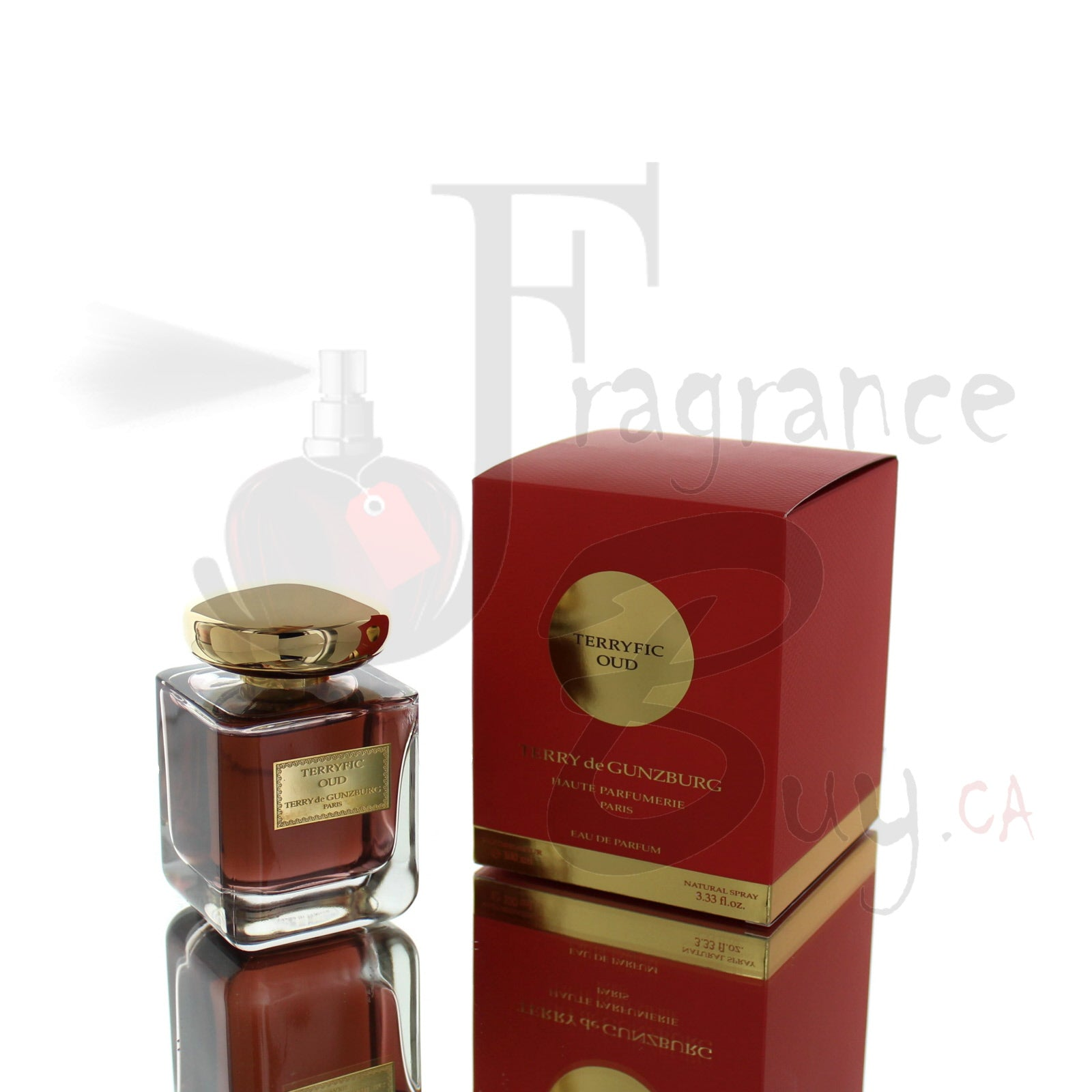 Terry De Gunzburg Terryfic Oud For Man/Woman