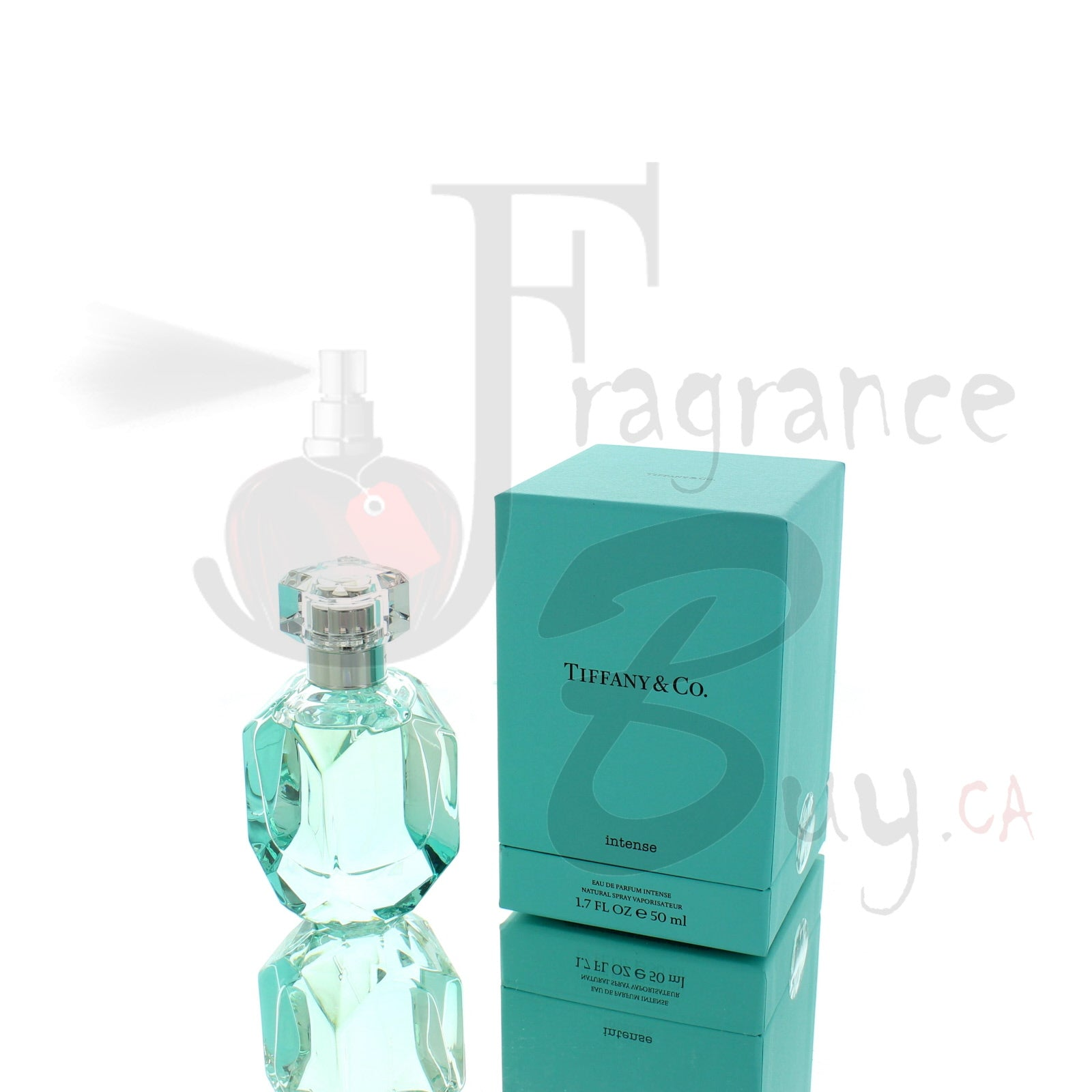 Tiffany Eau de Parfum Intense Edition For Woman