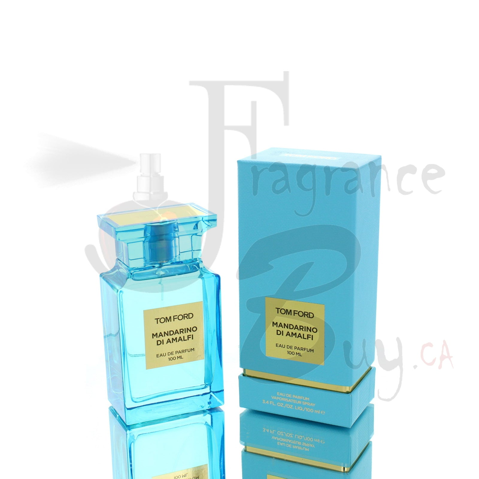 Tom Ford Mandarino Di Amalfi For Man/Woman