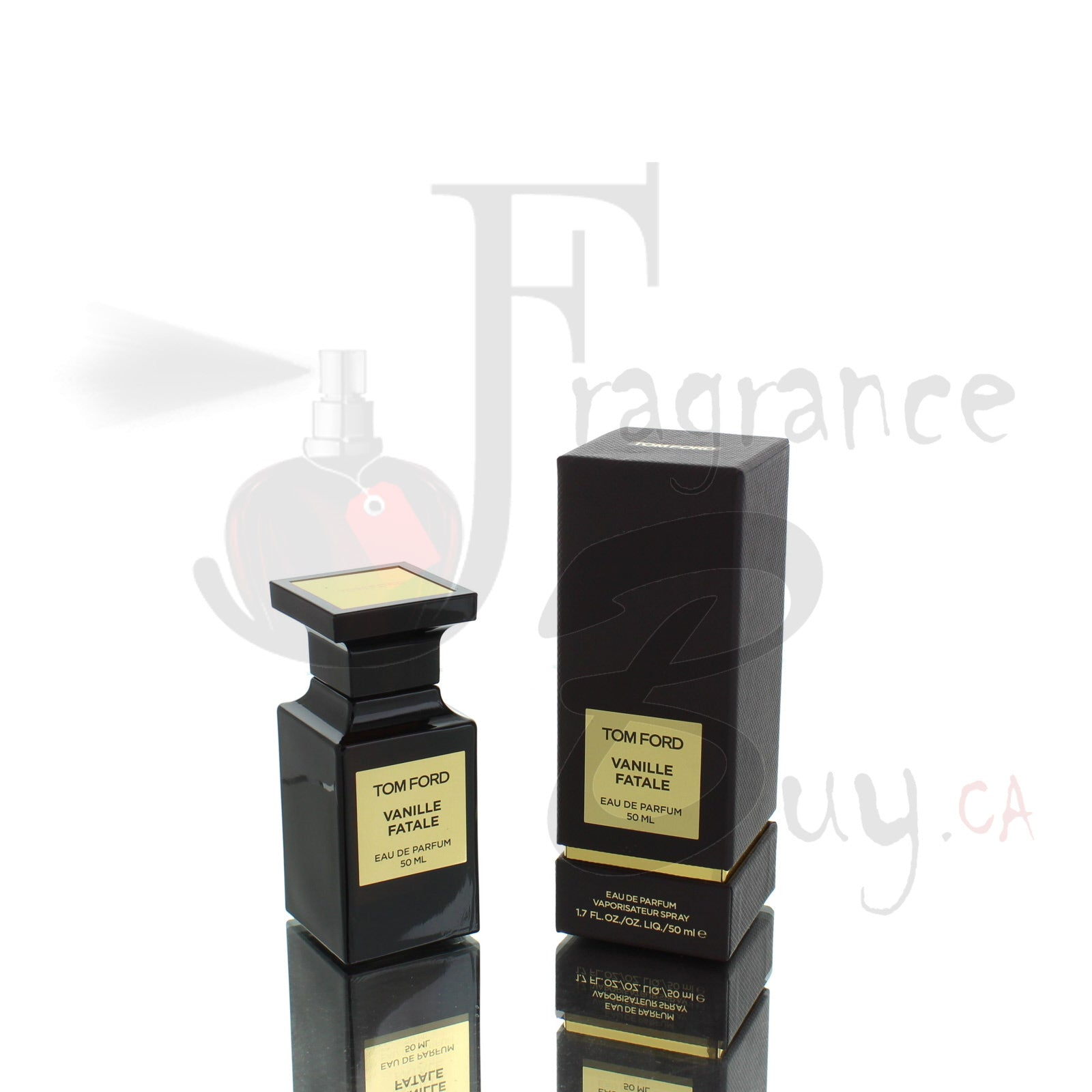 Tom Ford Vanille Fatale For Man/Woman