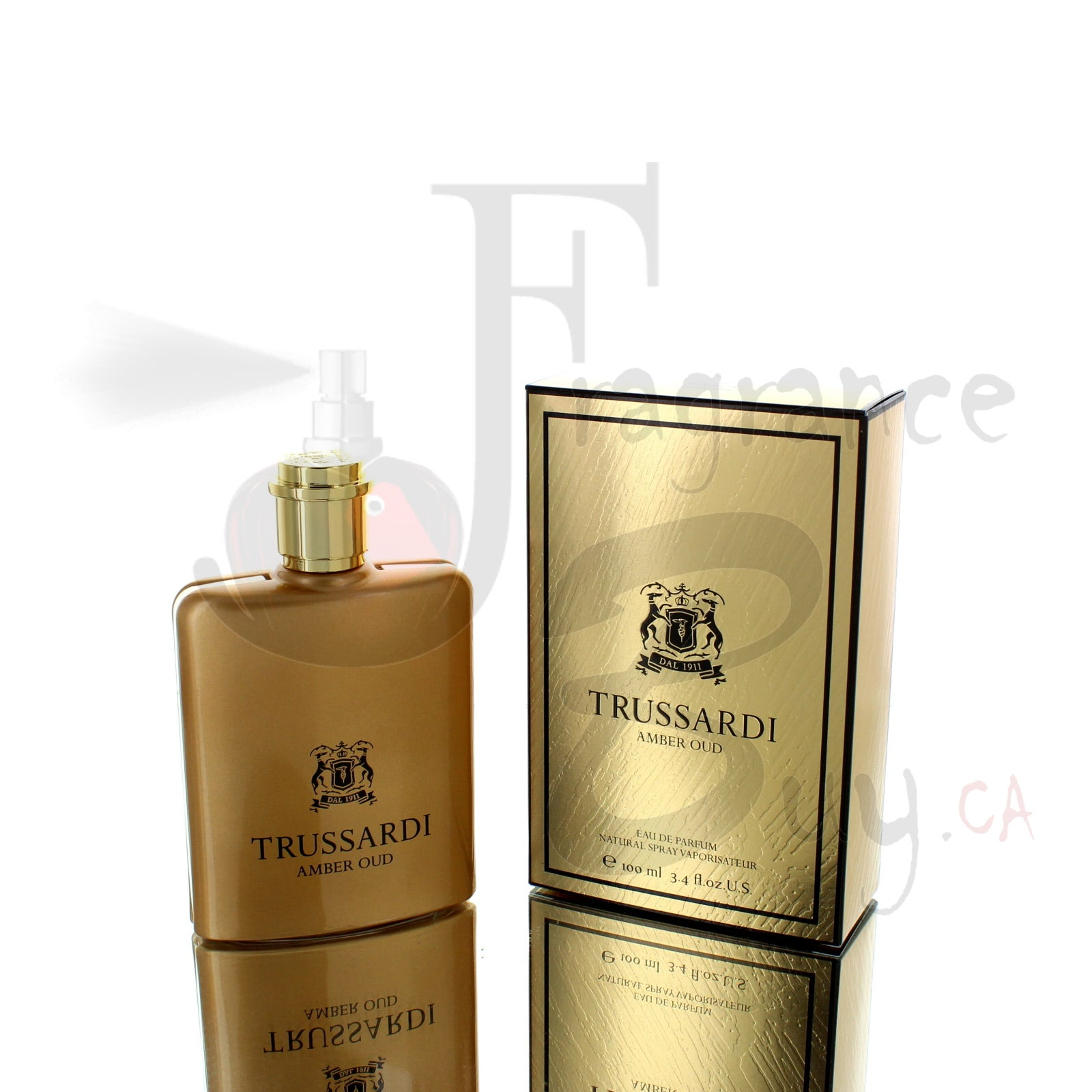Trussardi Amber Oud For Man