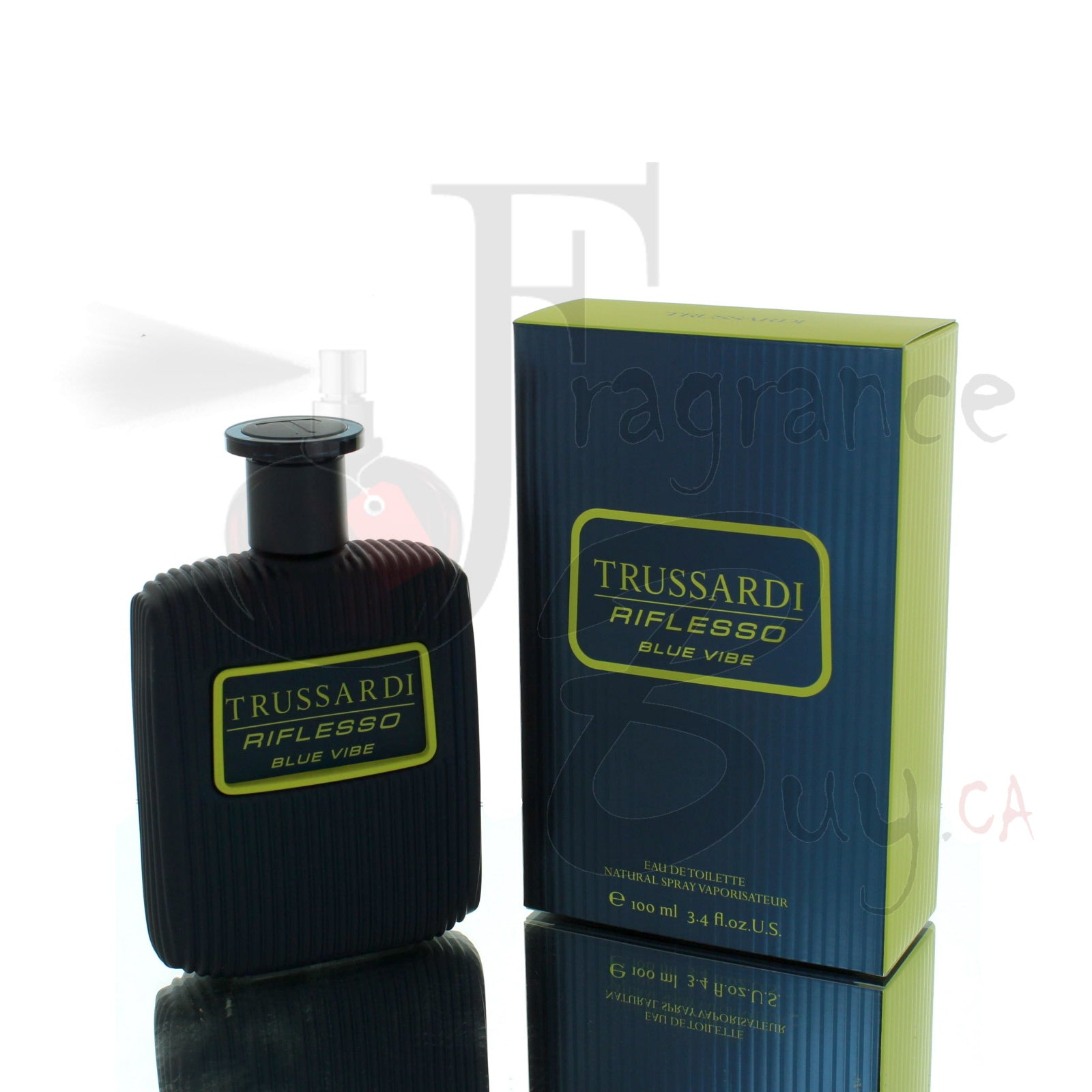 Trussardi Riflesso Blue Vibe For Man