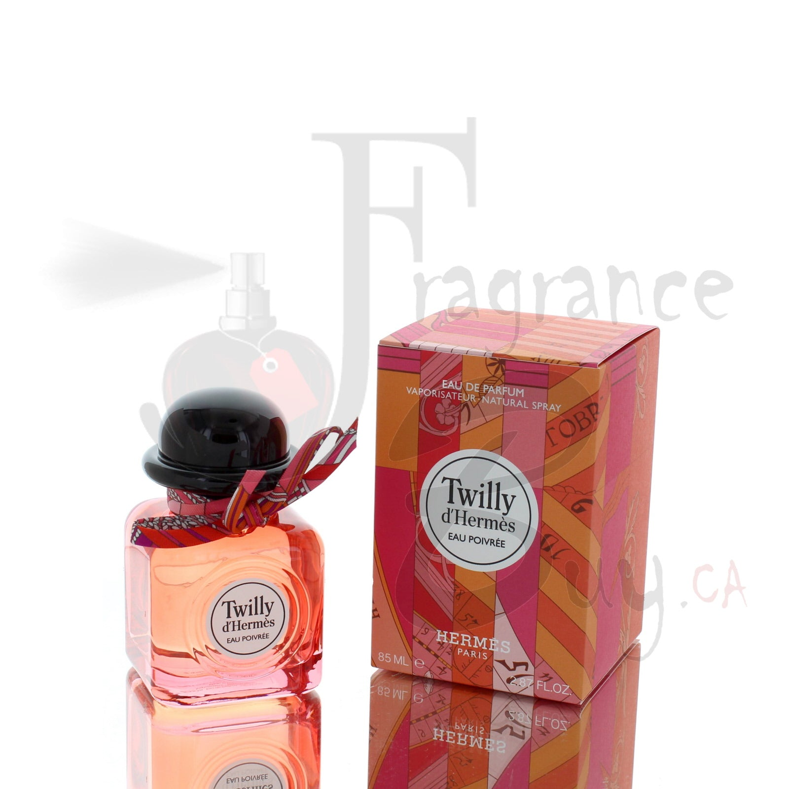 Twilly d'Hermes Eau Poivree For Woman