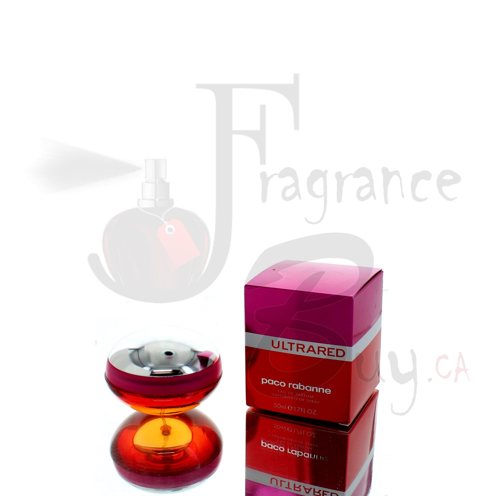 Ultrared by Paco Rabanne For Woman