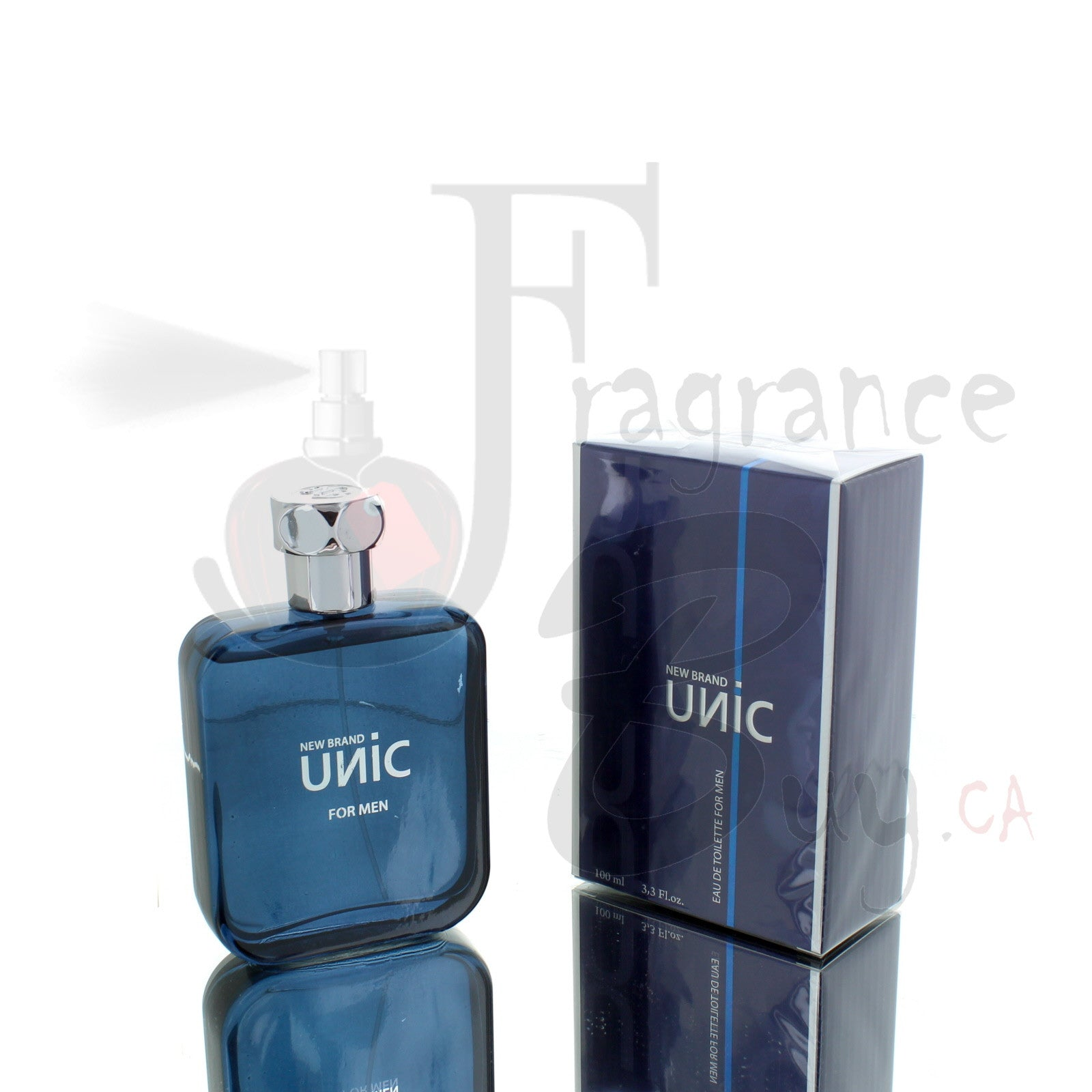 Unic (The Bleu Twist) By New Brand For Man