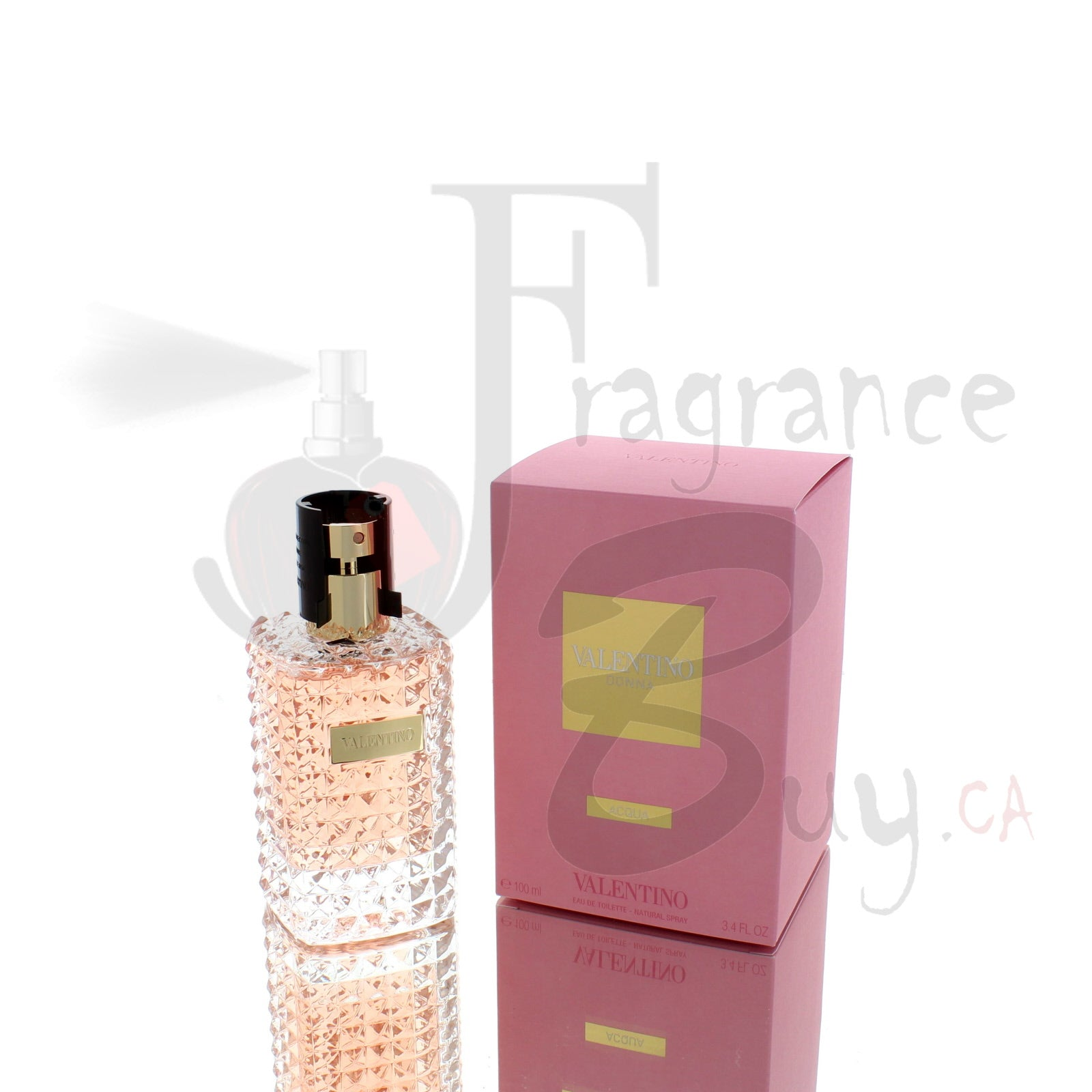 Valentino Donna Acqua For Woman