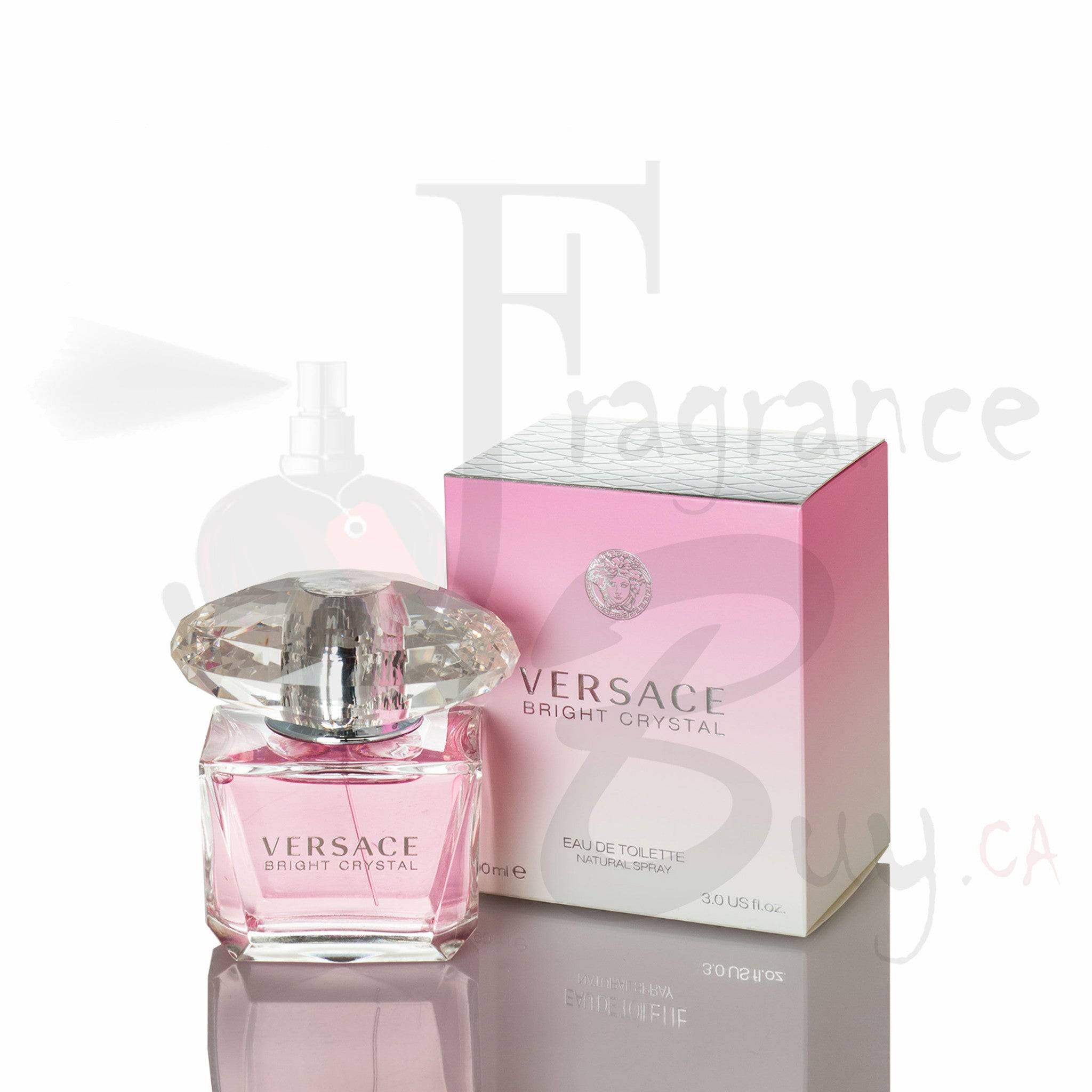 Versace Bright Crystal For Woman