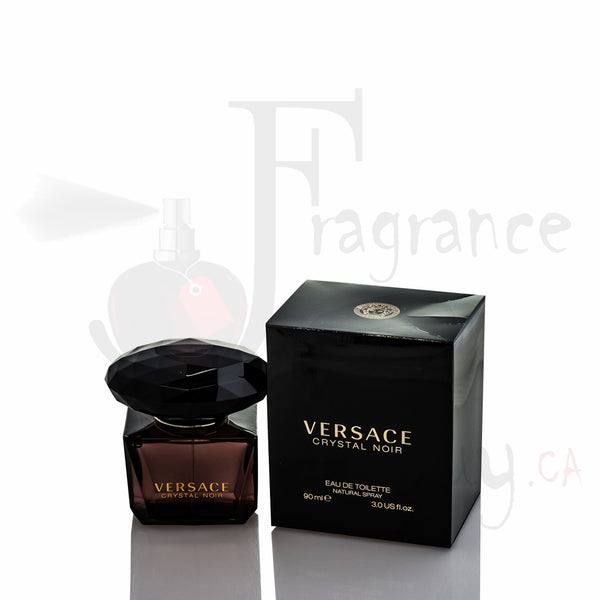 Versace Crystal Noir For Woman