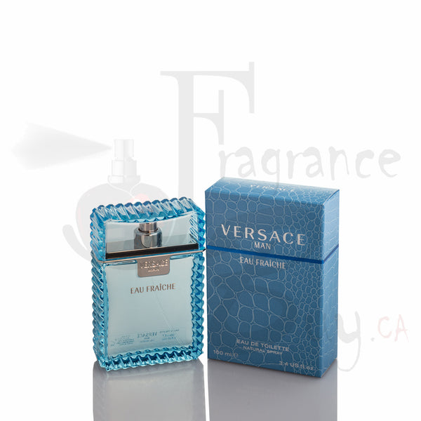Versace Man Fraiche (Light Blue) For Man