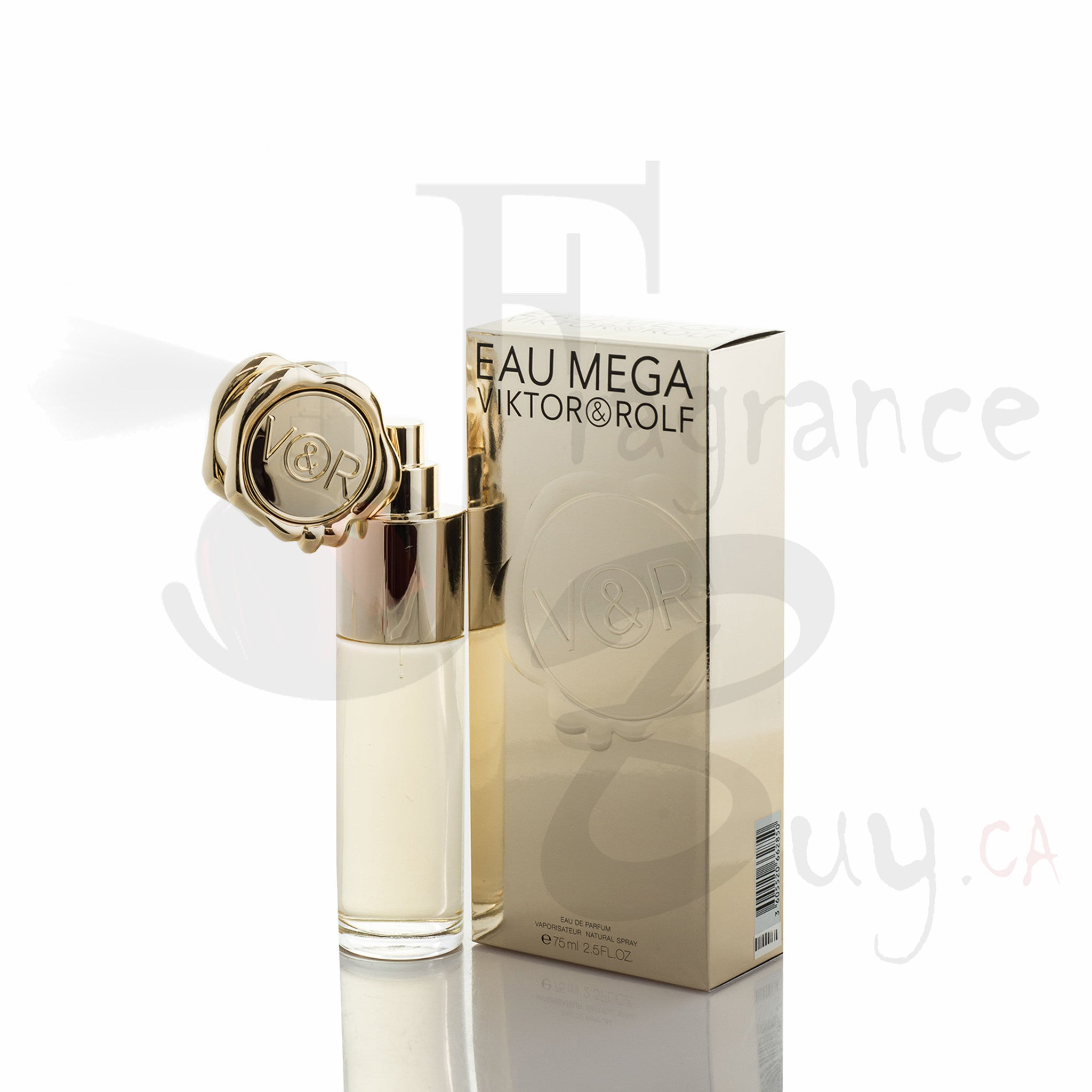 Victor & Rolf Eau Mega For Woman