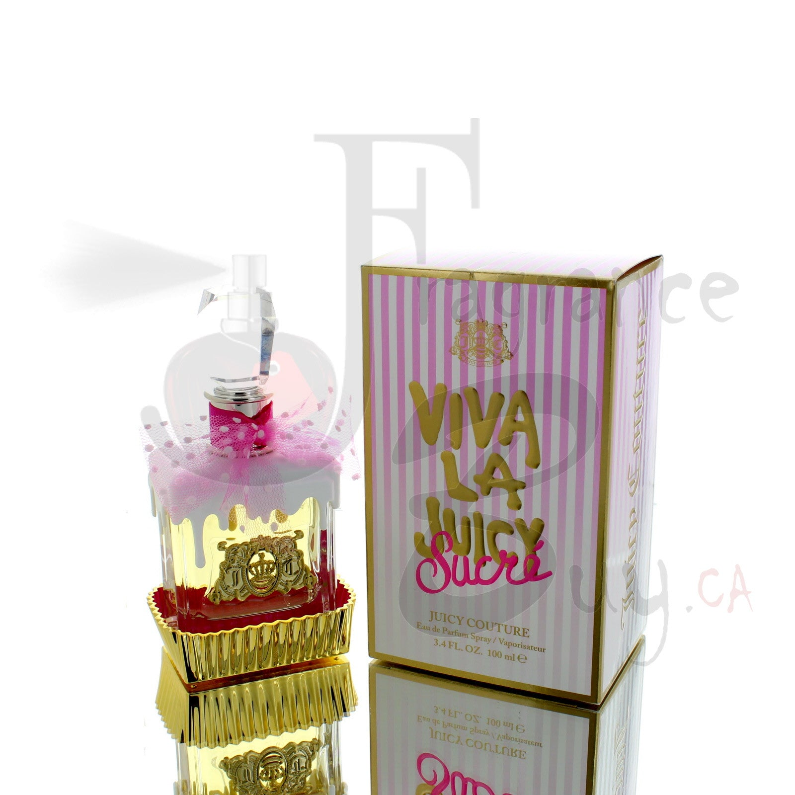 Juicy Couture Viva La Juicy Sucre For Woman