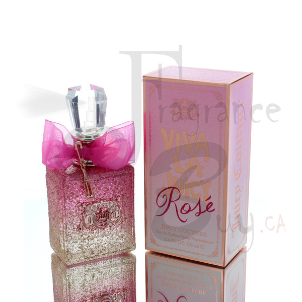 Juicy Couture Viva La Juicy Rose For Woman