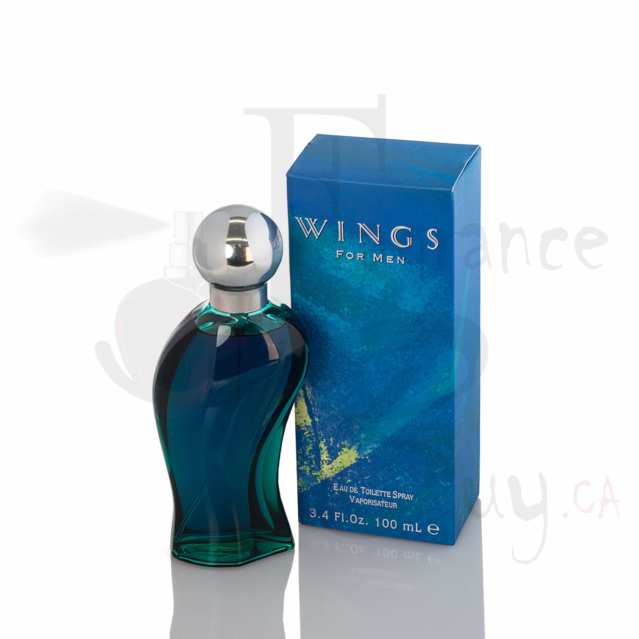 "Giorgio Beverly Hills ""Wings"" For Man"
