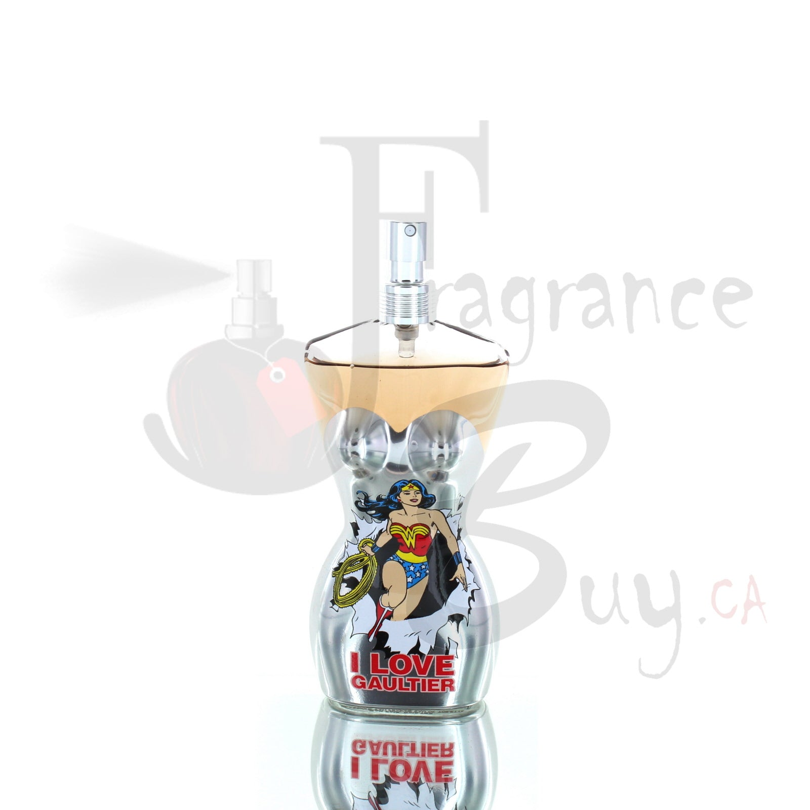 Jean Paul Gaultier Classique Wonder Woman Eau Fraiche For Woman