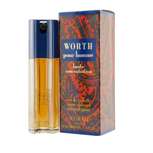 Worth Pour Homme (Vintage British Bottle) For Man