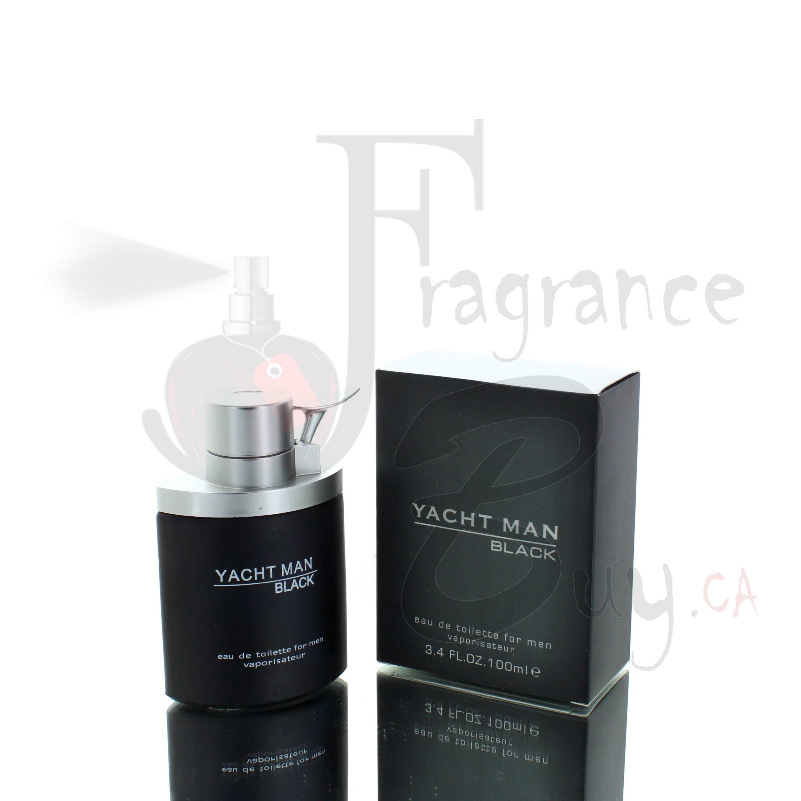 Yacht Man Black For Man/Woman