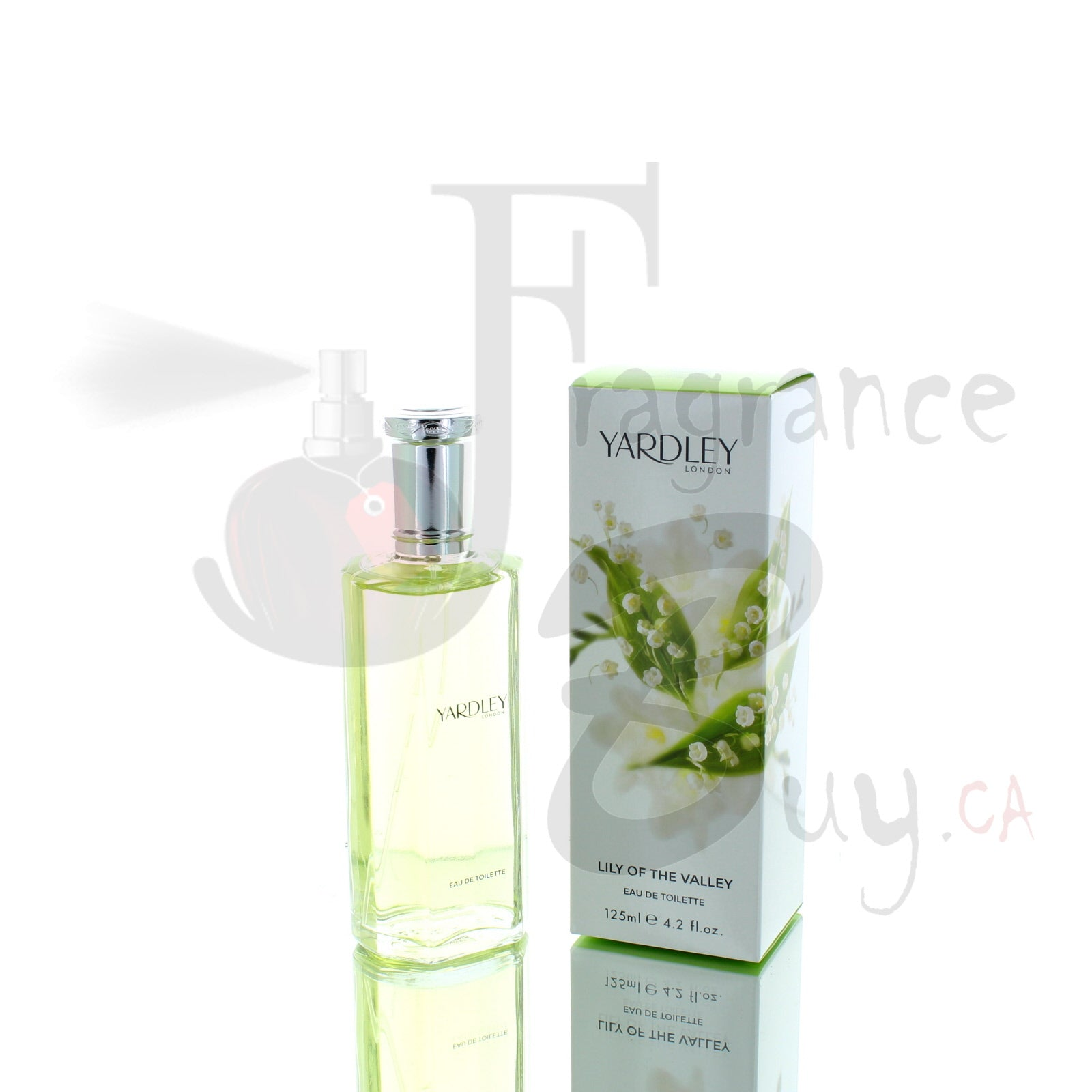 Yardley Lily of the Valley For Woman