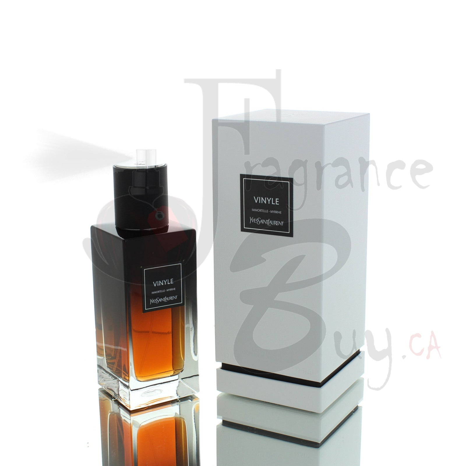 YvesSaintLaurent Vinyle Immortelle Myrrhe For Man/Woman