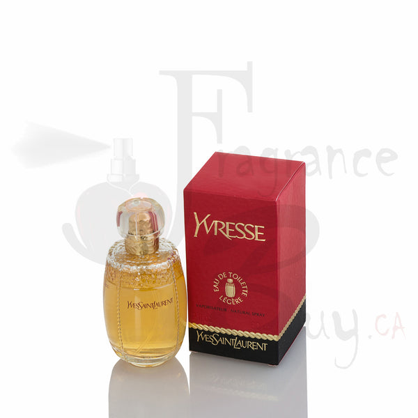 YvesSaintLaurent YSL Yvress Legere For Woman
