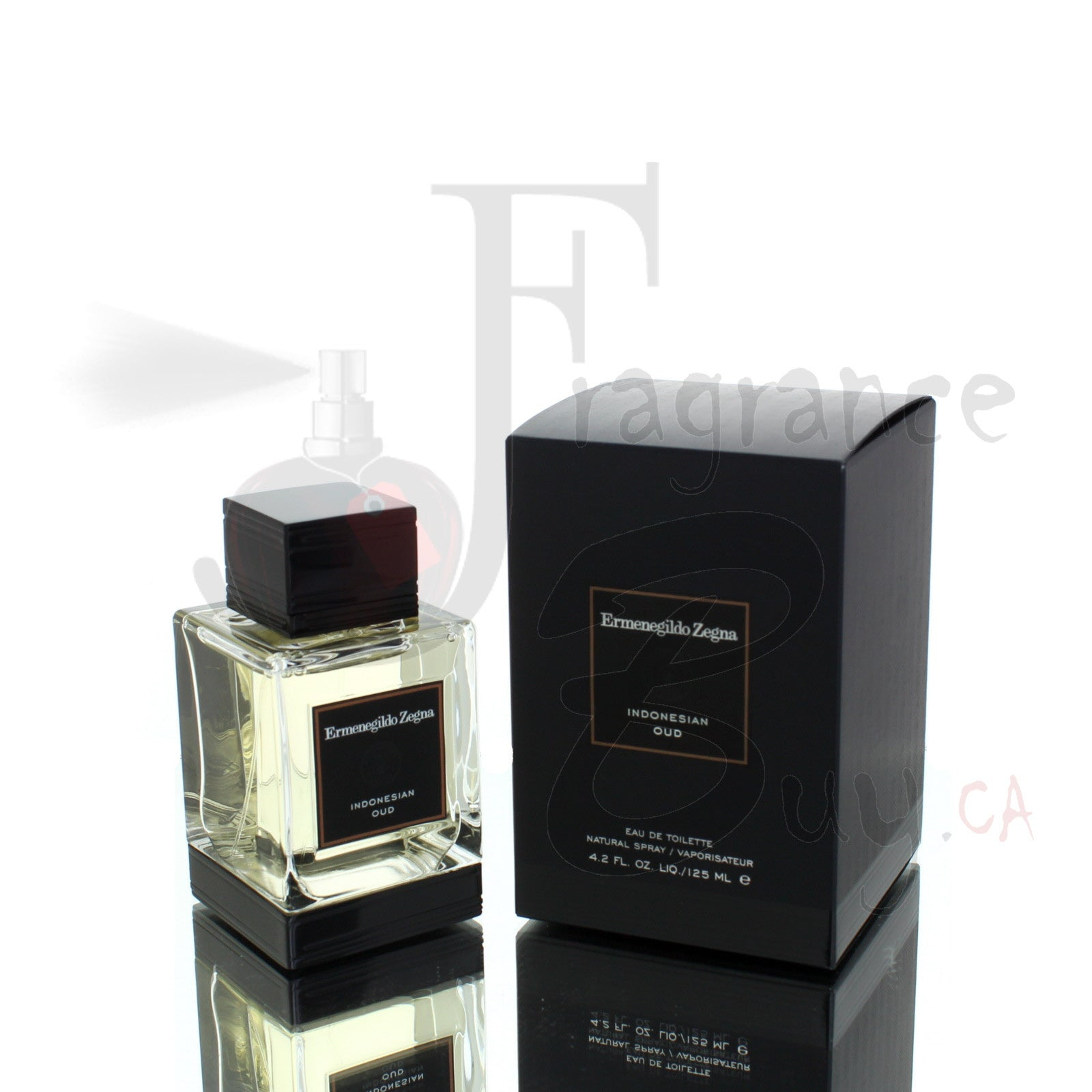 Zegna Indonesian Oud For Man