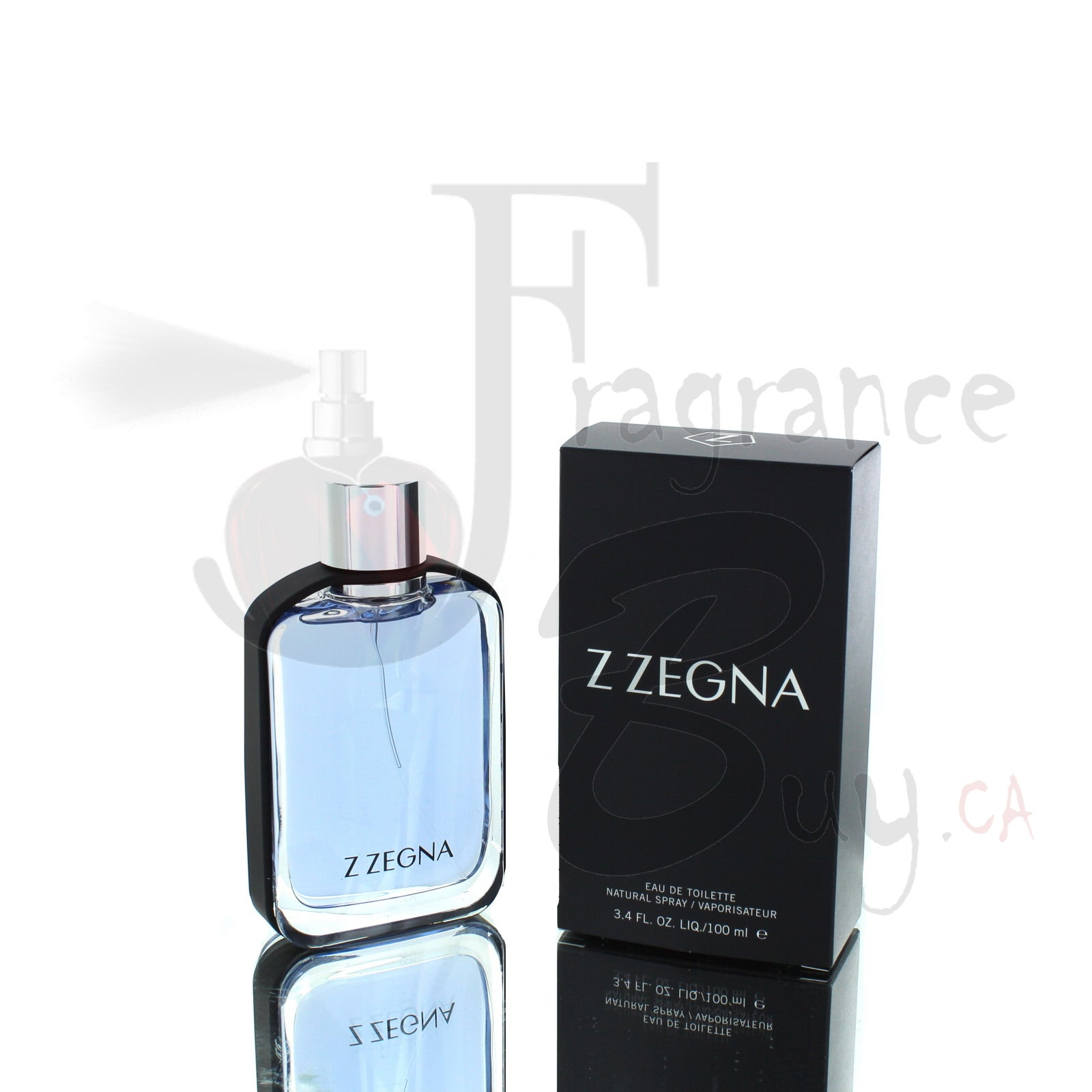 Z Zegna (Blue) For Man
