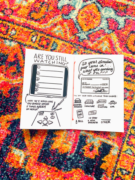 What Day Is It Anyway? Zine