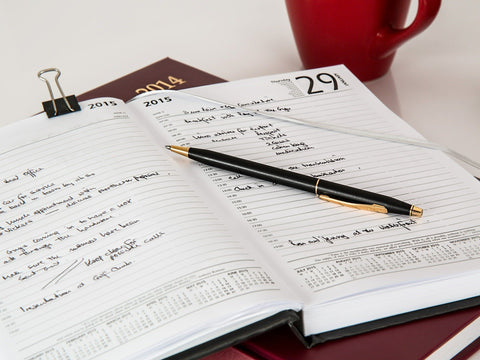 Scheduling for a busy mom