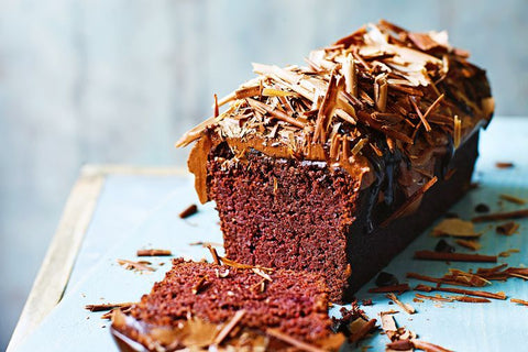Jamie Oliver's seriously healthy chocolate beetroot cake