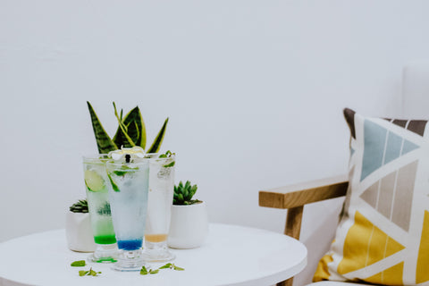 Low calorie alcoholic drinks, Farm to Fit style