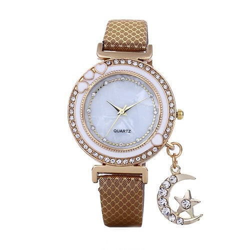 Moon & Star Watch Watch romatco.myshopify.com