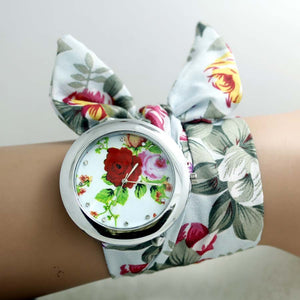Floral Dress Watch