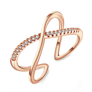 Nataliya Criss-Cross Rings