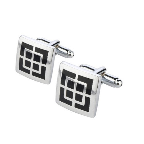 Enzo Cufflinks - Romatco Jewelry