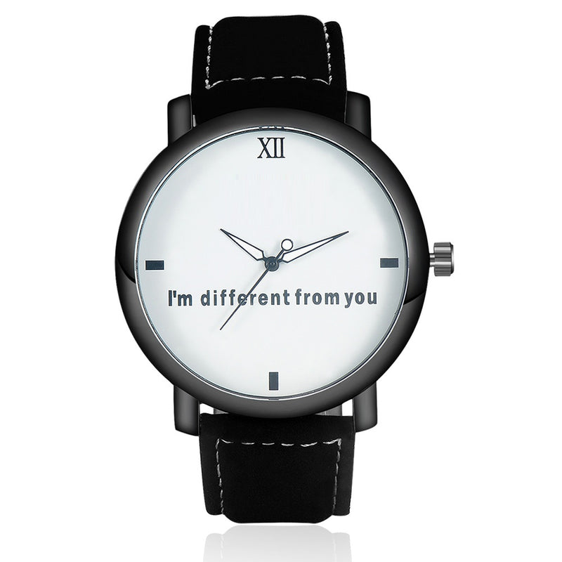 I am Different Watch Mens Watch romatco.myshopify.com