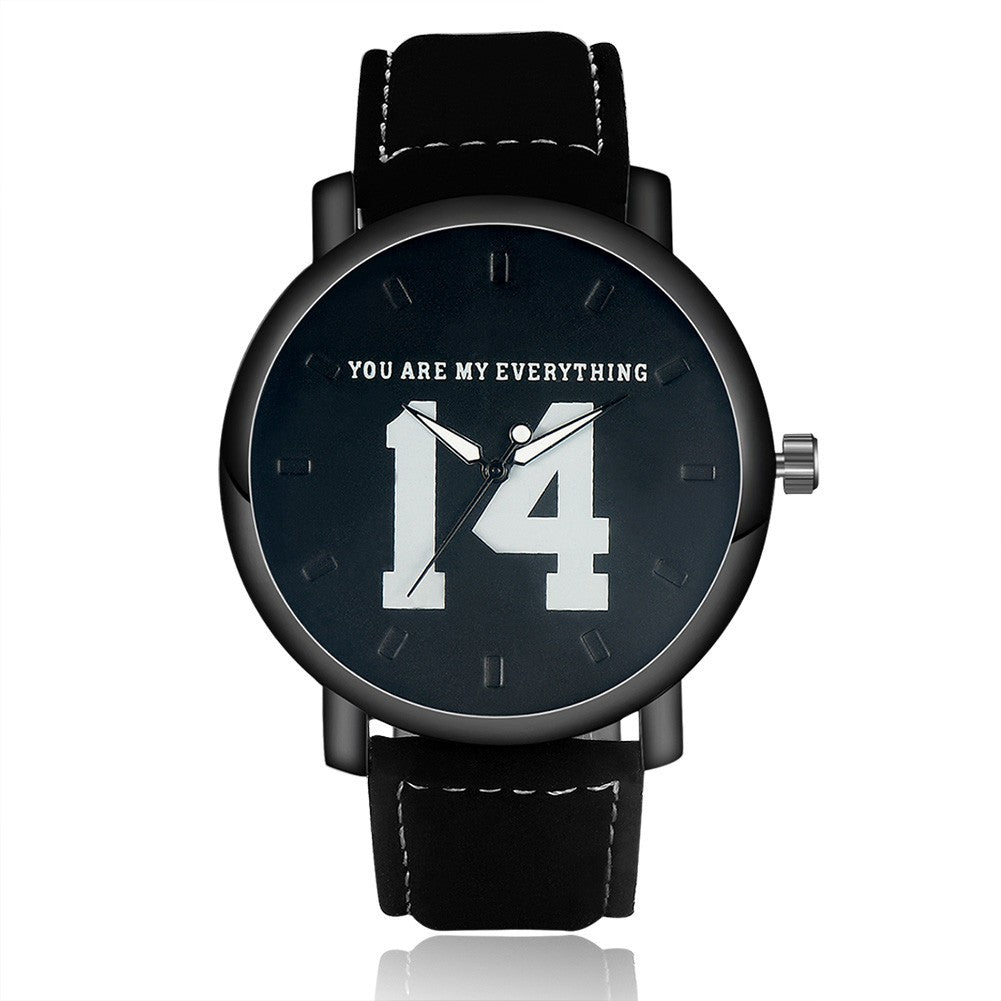 My Everything Watch Mens Watch romatco.myshopify.com