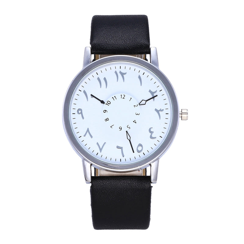 Arabella Leather Watch