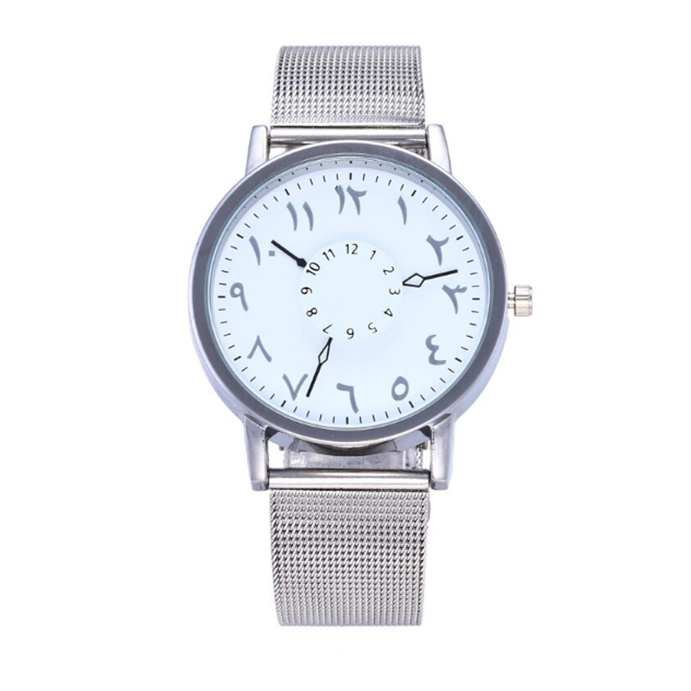 Arabella Mesh Watch