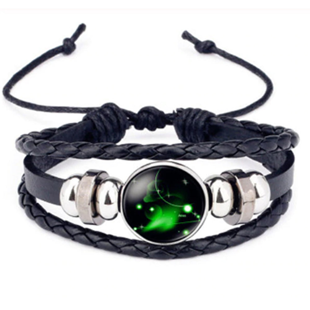 Zodiac Sign Multi-layer Bracelet