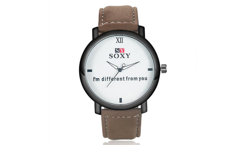 I am Different Watch