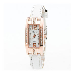 Mia Rectangle Watch-Romatco