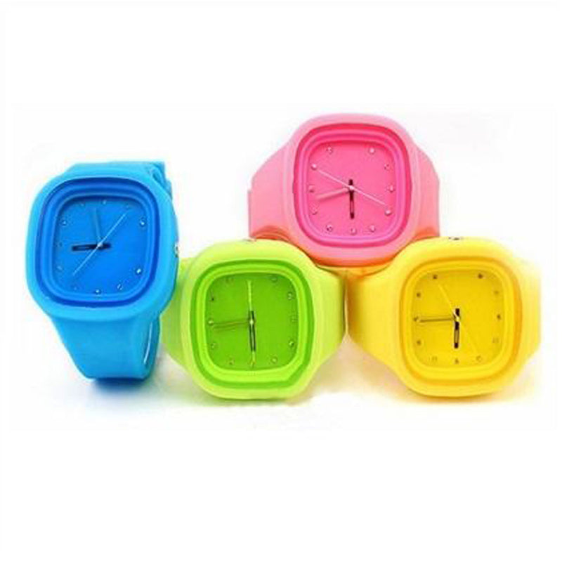 Style silicon Watch