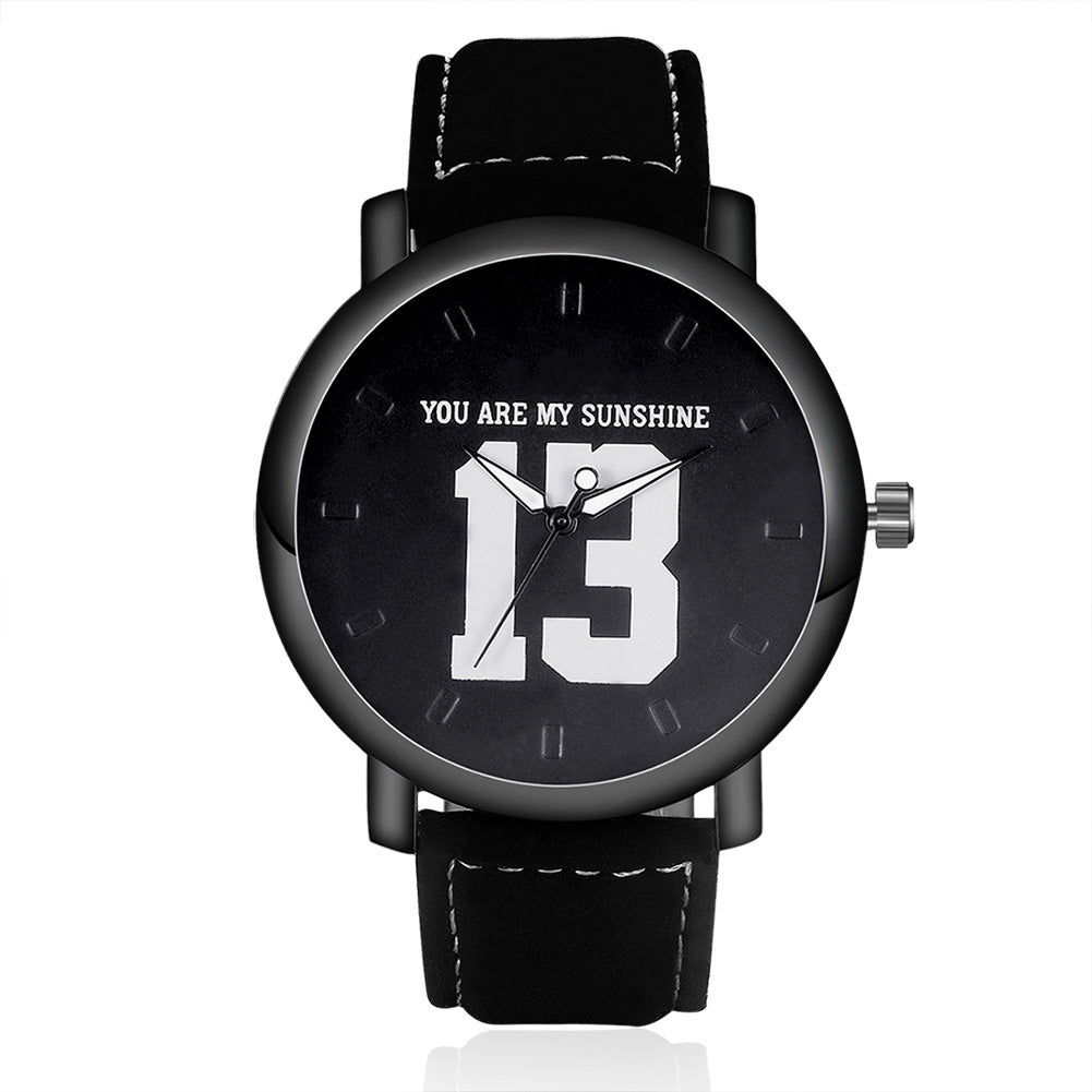 You are My Sunshine Watch Mens Watch romatco.myshopify.com