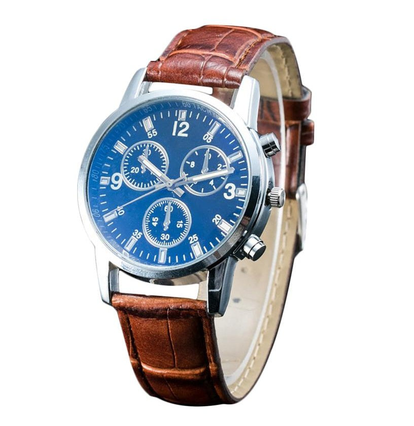 Mens chrono Watch - Romatco Jewelry