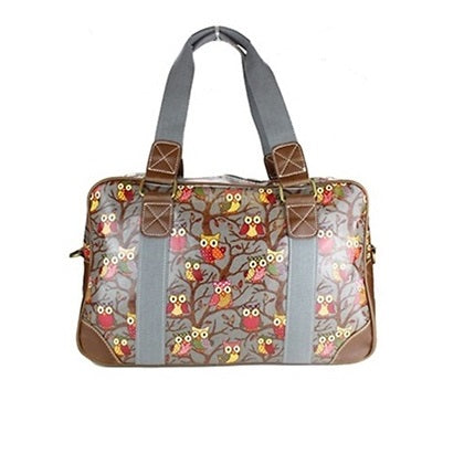 Owl Travel Handbags-Romatco